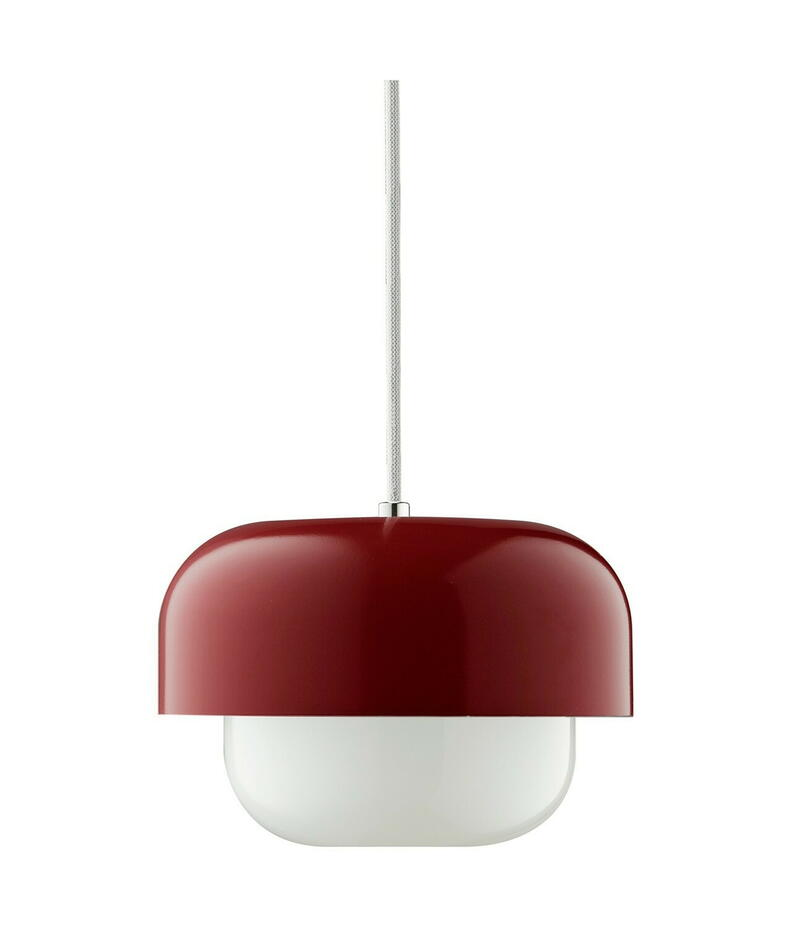 Image of   HAIPOT Pendel Lampe Red Dusty Earth H15 D23