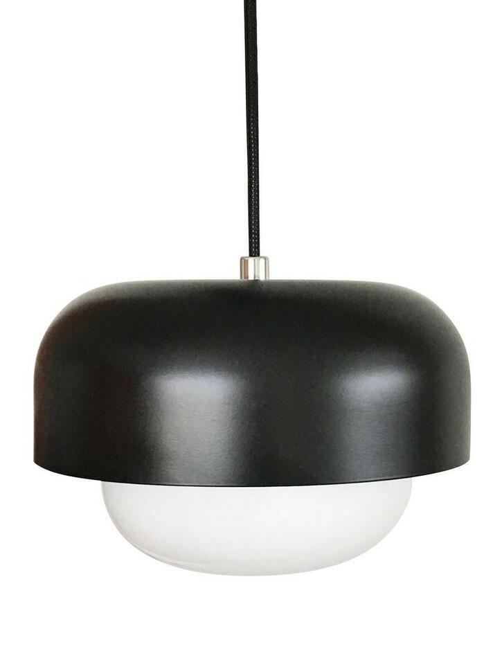 Image of   Haipot Pendel Lampe Yang Mat Sort H15 D23
