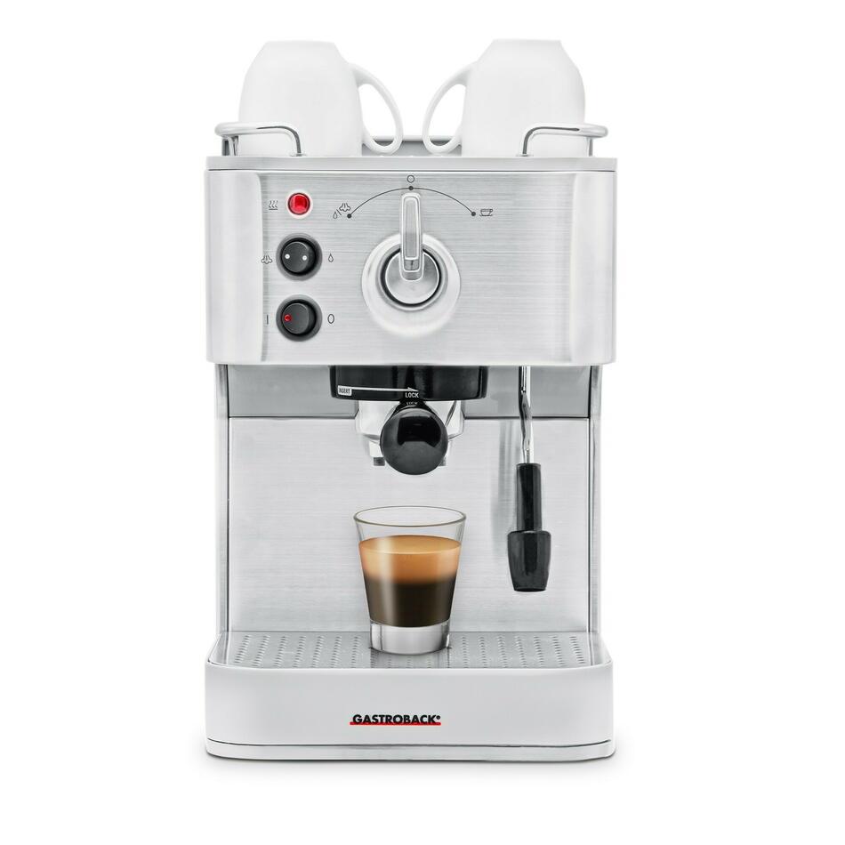 Image of   Design Espresso Maskine Gastroback