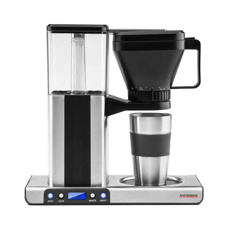 Image of   Kaffemaskine Brew Advanced Gastroback