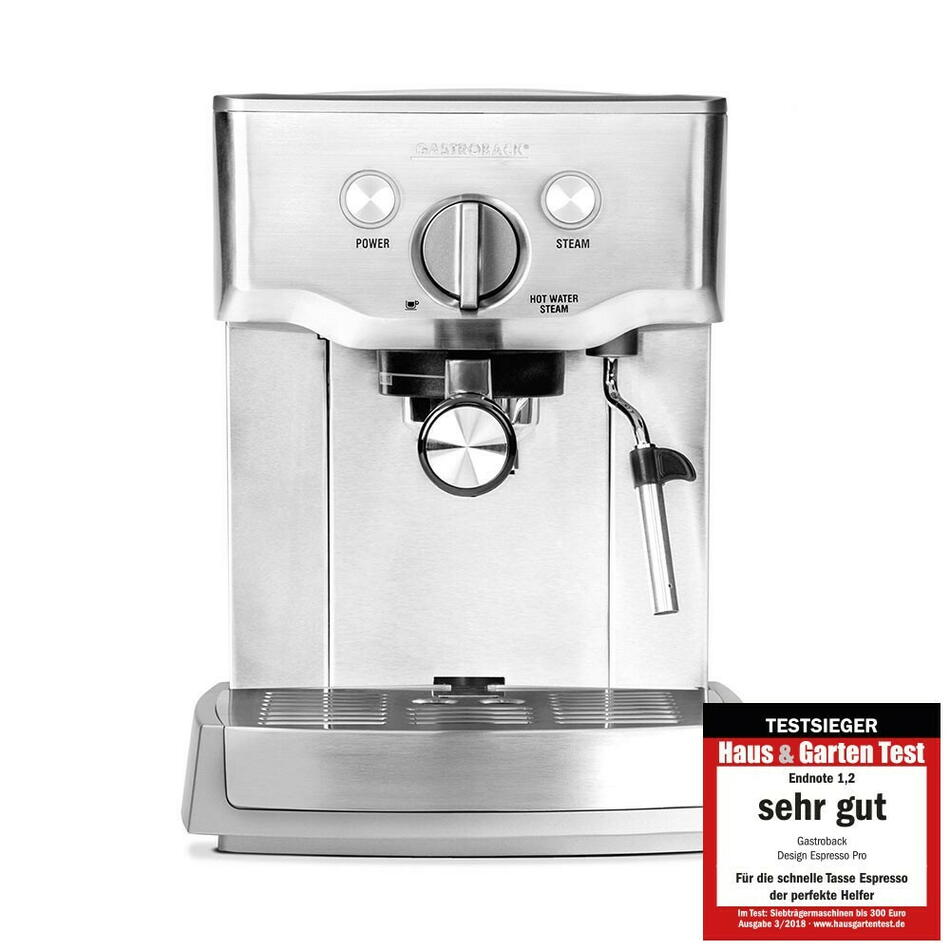 Image of   Espressomaskine Pro- Gastroback