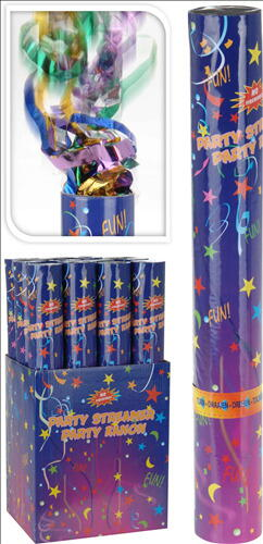 Image of   Party Poppers