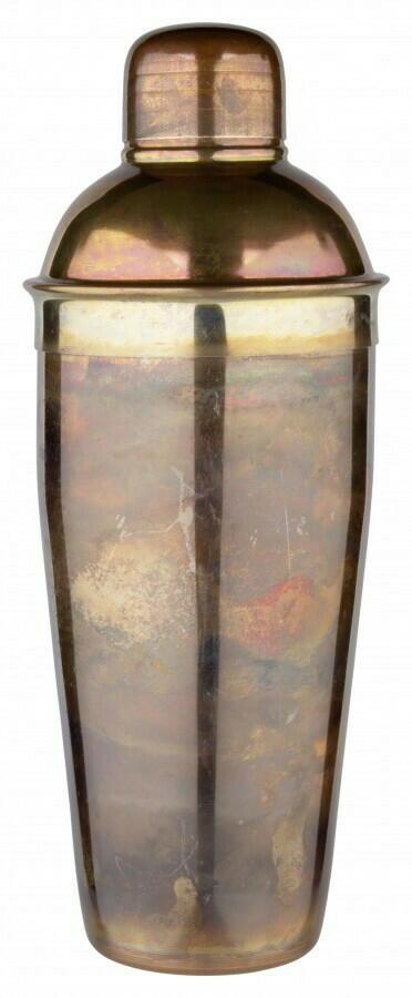 Image of   3-delt shaker i vintage look
