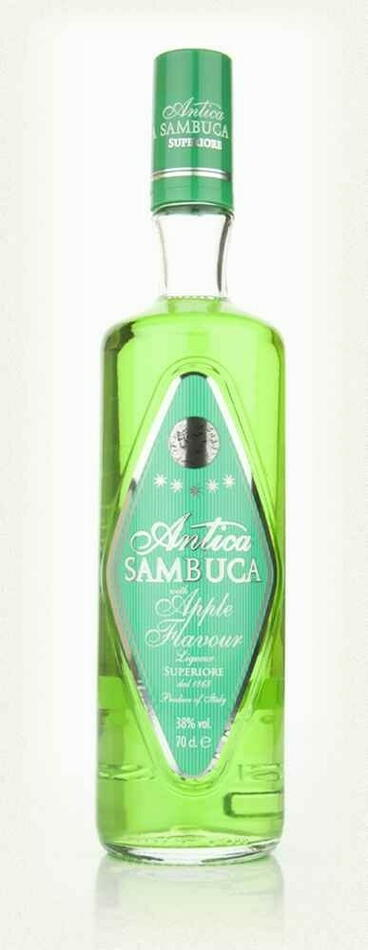 Image of Sambuca Antica Apple Fl 70