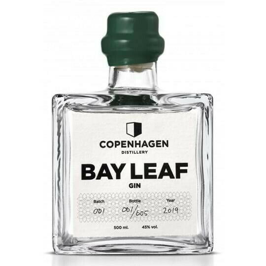 Image of   Copenhagen Distillery, Bay Leaf Gin Fl 50