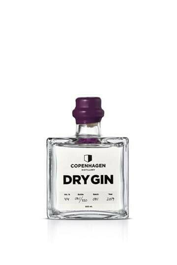 Image of   Copenhagen Distillery, Dry Gin Vol. 2.0 Fl 50