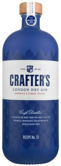 Image of   Crafter's London Dry Gin Fl 70