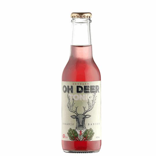 Image of   Oh Deer Rhubarb Tonic 20cl