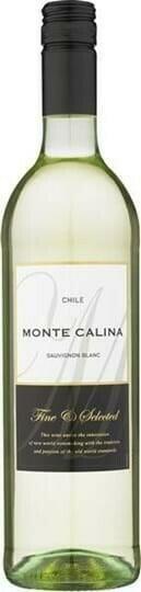 Image of   Monte Calina Sauvignon Blanc 0,7 liter5 Ltr