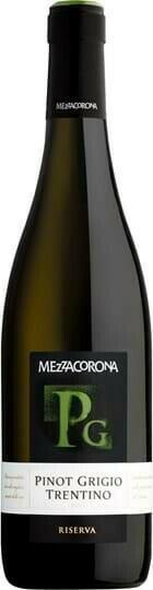 Image of   Mezzacorona Riserva Pinot Grigio 0,7 liter5 Ltr