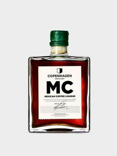 "Image of   Copenhagen Distillery, ""Mc"" Mexican Coffee Liqueur Fl 50"