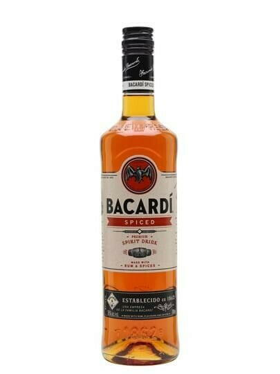 Image of   Bacardi Spiced Rum Fl 70