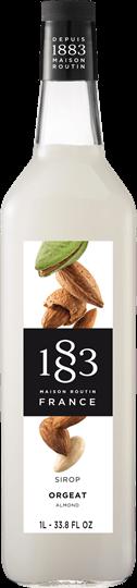 Image of   1883 Syrup Almond / Mandel 1 Ltr
