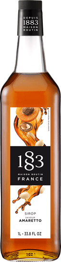 Image of   1883 Syrup Amaretto 1 Ltr