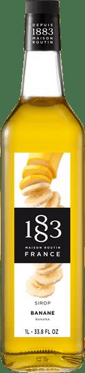 Image of   1883 Syrup Banana / Banan 1 Ltr