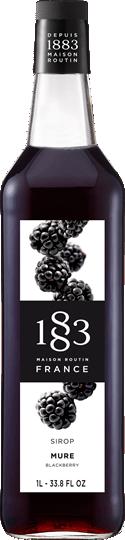 Image of 1883 Syrup Blackberry / Brombær 1 Ltr