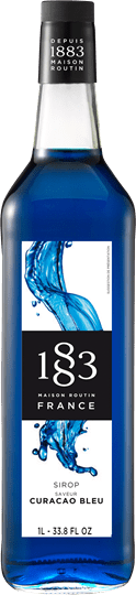 Image of   1883 Syrup Blue Curacao 1 Ltr