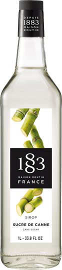Image of   1883 Syrup Cane Sugar / Rørsukker 1 Ltr