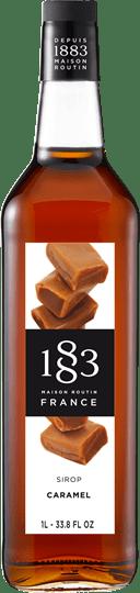Image of   1883 Syrup Caramel / Karamel 1 Ltr