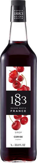 Image of   1883 Syrup Cherry / Kirsebær 1 Ltr