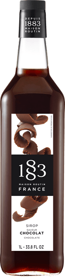 Image of   1883 Syrup Chocolate / Chokolade 1 Ltr