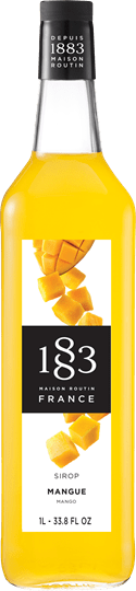 Image of   1883 Syrup Mango 1 Ltr