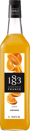 Image of   1883 Syrup Orange / Appelsin 1 Ltr