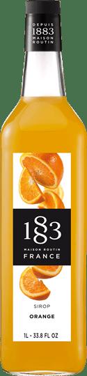 Image of 1883 Syrup Orange / Appelsin 1 Ltr