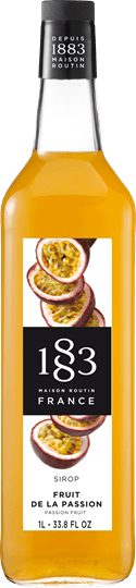 Image of 1883 Syrup Passion / Passionsfrugt 1 Ltr