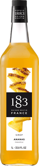 Image of   1883 Syrup Pineapple / Ananas 1 Ltr