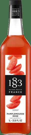 Image of 1883 Syrup Pink Grapefruit 1 Ltr