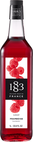 Image of   1883 Syrup Raspberry / Hindbær 1 Ltr