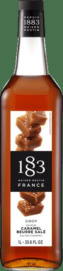 Image of   1883 Syrup Salted Caramel / Salt Karamel 1 Ltr