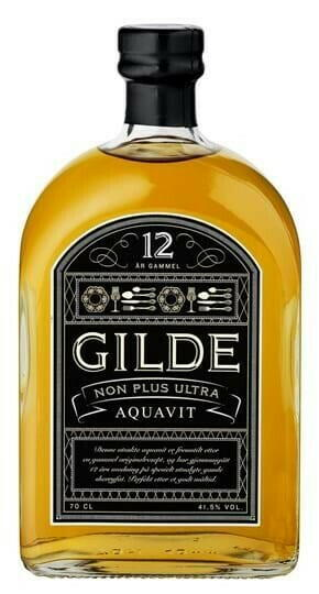 Image of   Gilde Non Plus Ultra Aquavit Fl 70
