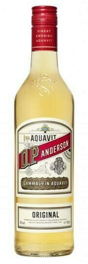 Image of   O.P. Anderson Original Aquavit Fl 70