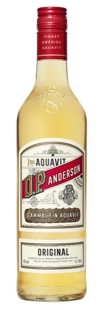 Image of   O.P. Anderson Original Aquavit* 1 Ltr