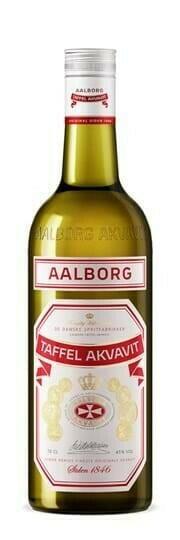 Image of   Aalborg Taffel Akvavit FL 70