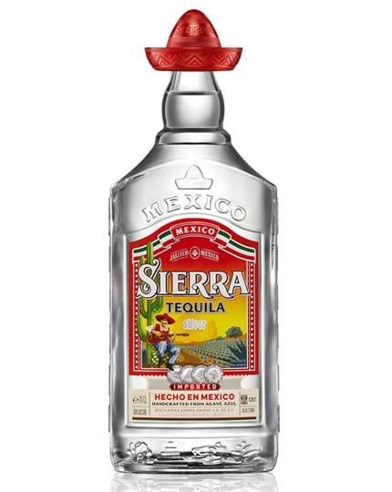 Image of   Sierra Tequila Silver Fl 70
