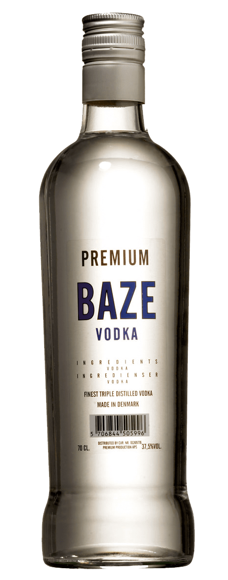 Image of   Baze Vodka Fl 70