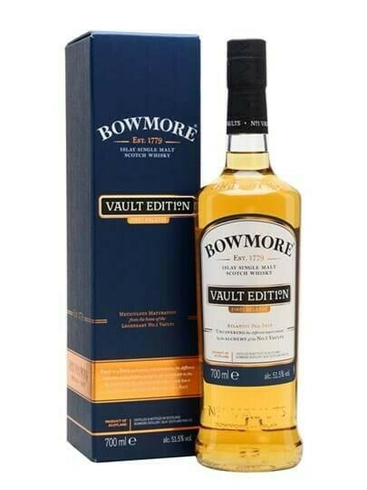 Image of   Bowmore Vault Edition No.1 Islay Single Malt Fl 70
