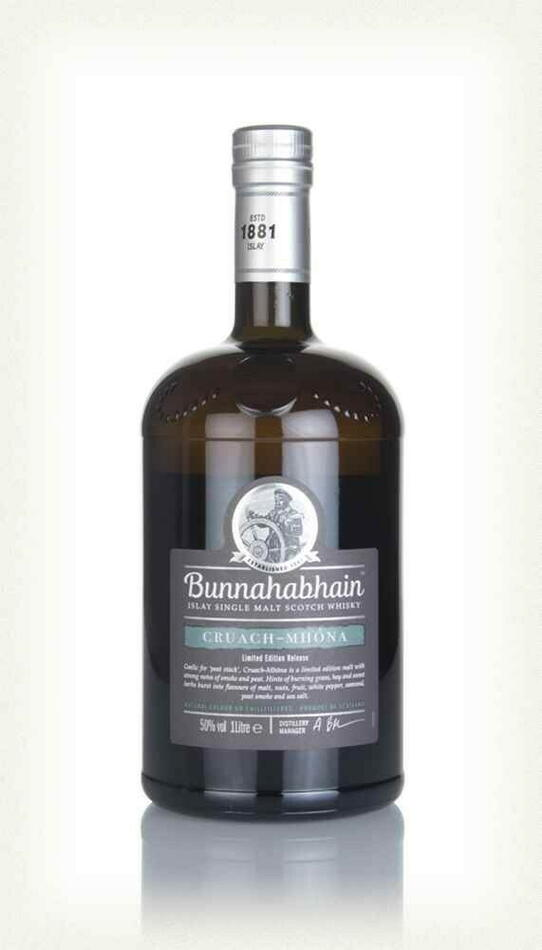 Image of   Bunnahabhain Cruach-mhona Islay Single Malt* 1 Ltr