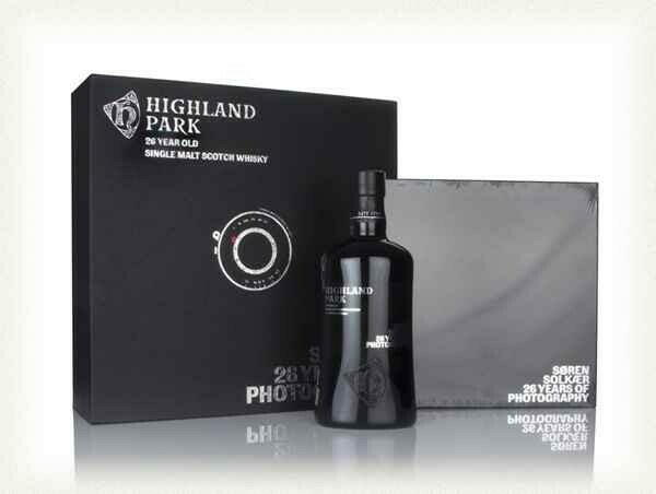 "Image of   Highland Park ""Søren Solkjær"" 26 Yo Single Malt Fl 70"