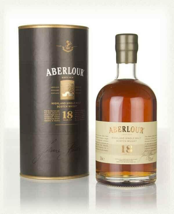 Image of   Aberlour 18 Yo Speyside Single Malt* Fl 50