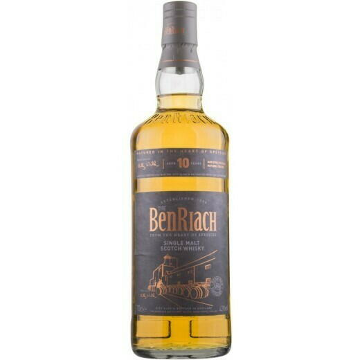 Image of   Benriach 10 Yo Speyside Single Malt Fl 70