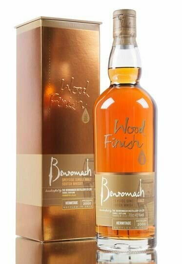 Image of   Benromach Hermitage Finish Speyside Single Malt Fl 70