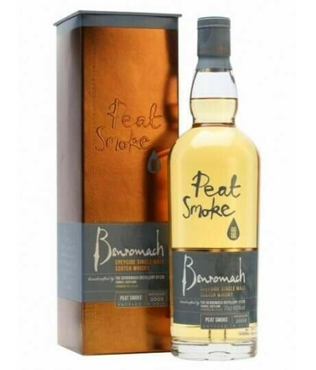 Image of   Benromach Peat Smoke Speyside Single Malt Fl 70