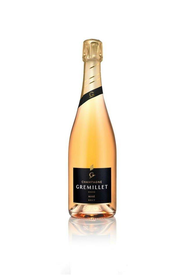 Image of   Gremillet Champagne Rosé D'assemblage 0,7 liter5l