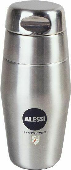 Image of   Alessi 3-delt Shaker 50cl