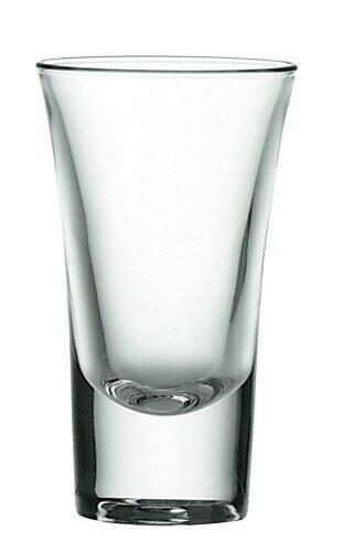 Image of   6stk Dublino Shotsglas 3,4cl