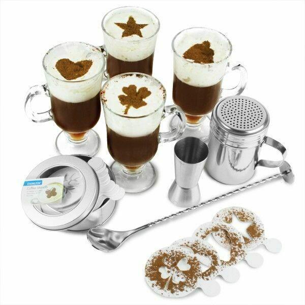 Image of   Irish coffee serveringssæt
